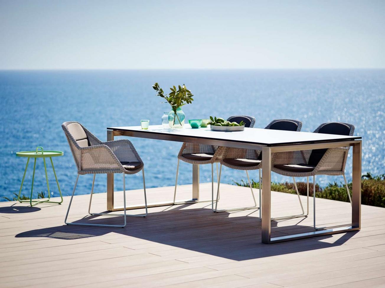 Breeze Outdoor Dining Chair 187 Iq Outdoor Living