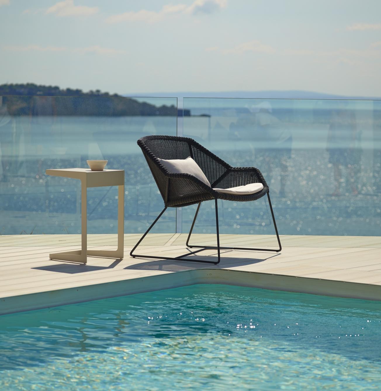 Breeze Outdoor Lounge Chair 187 Iq Outdoor Living