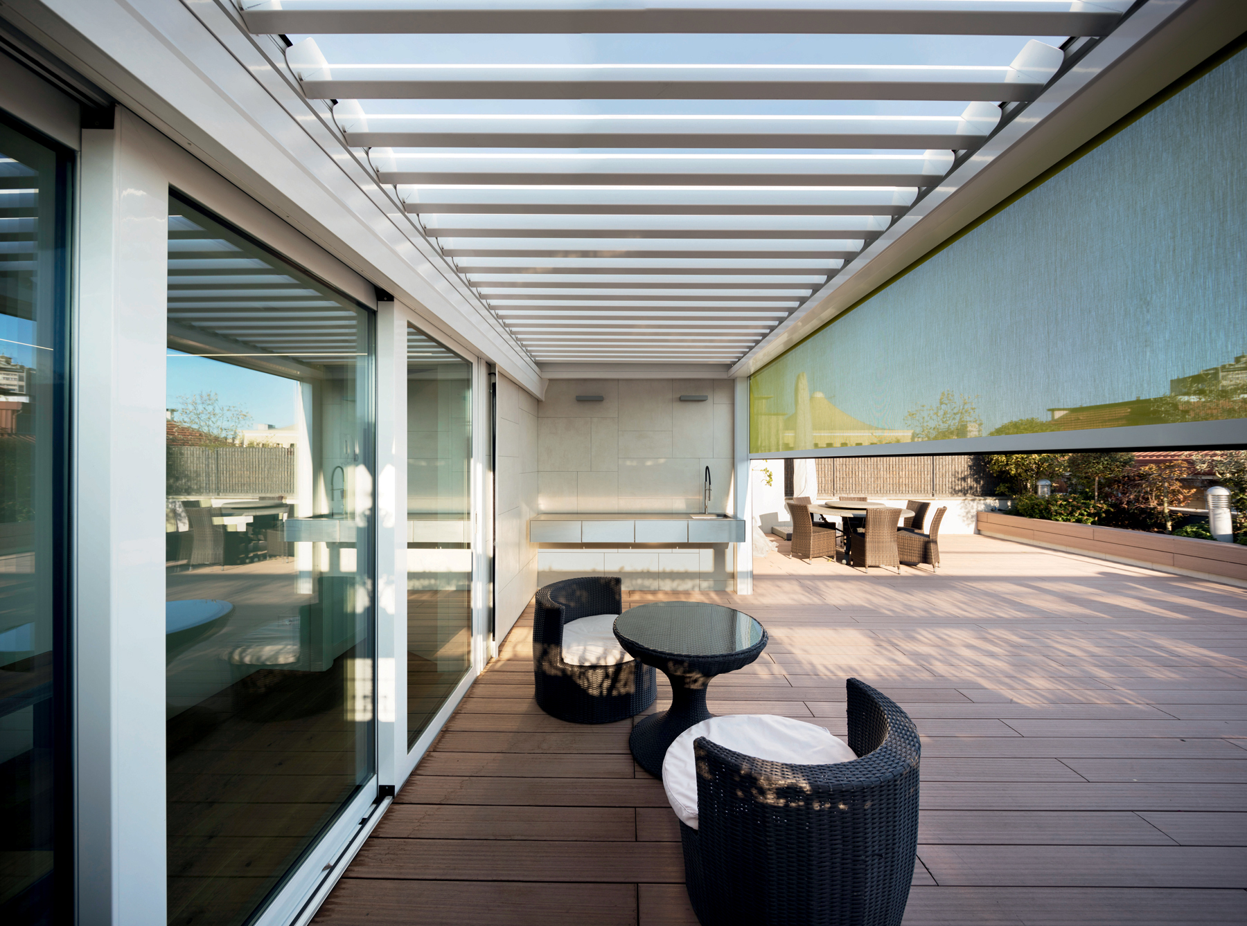 How Can I Use my Outdoor Living Space All Year Round? » IQ ... on Vision Outdoor Living id=66497