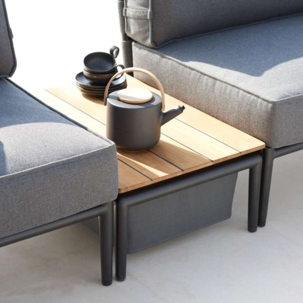 Conic Storage Side Table