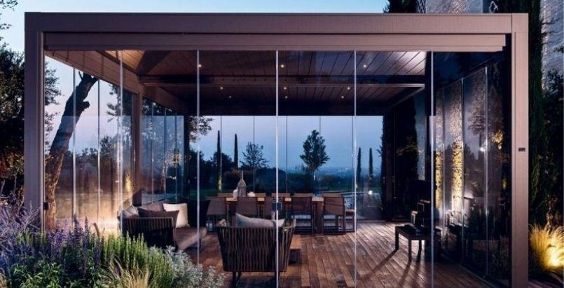 IQ outdoor Living pod in garden
